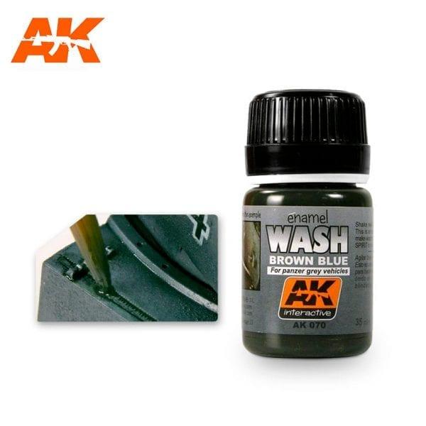 AK070 weathering products akinteractive