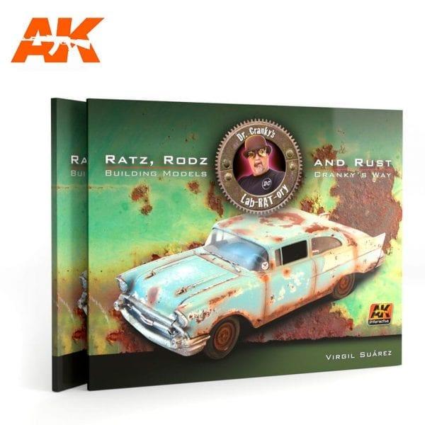 AK090 modeling books akinteractive