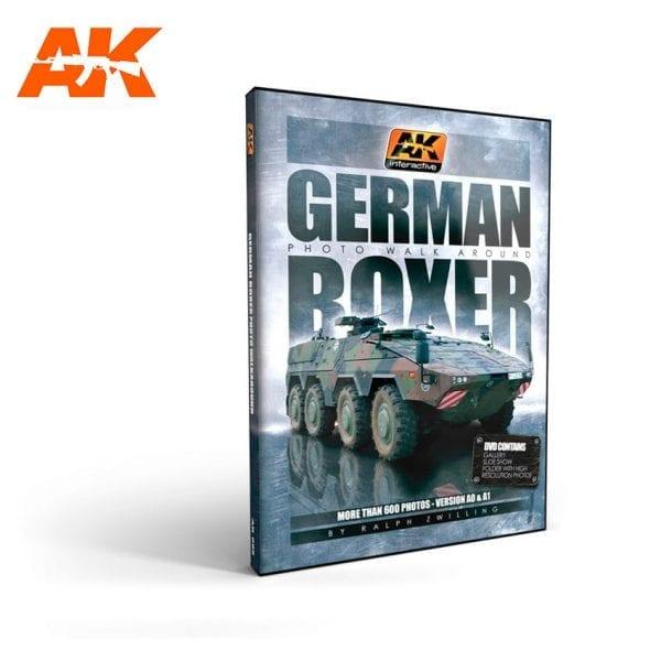 AK095 modeling dvd akinteractive