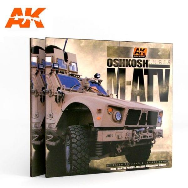 AK097 modeling book akinteractive