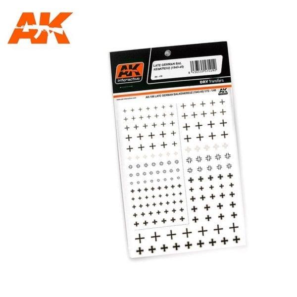 AK106 dry transfers akinteractive