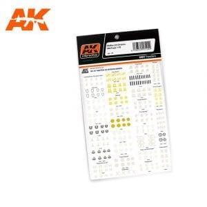 AK107 dry transfers akinteractive