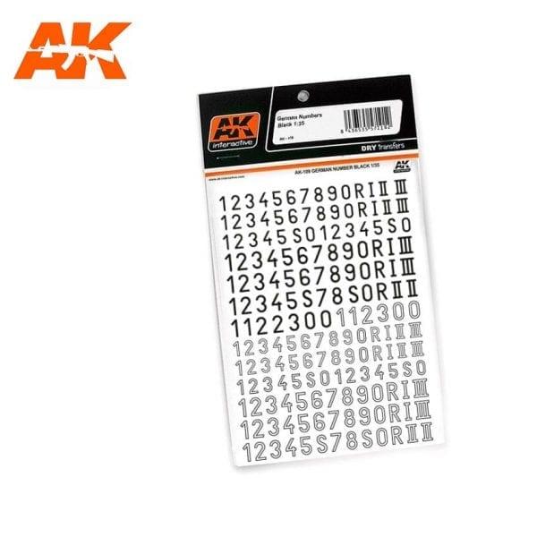AK109 dry transfers akinteractive