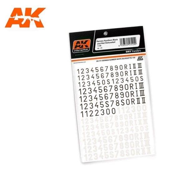 AK111 dry transfers akinteractive