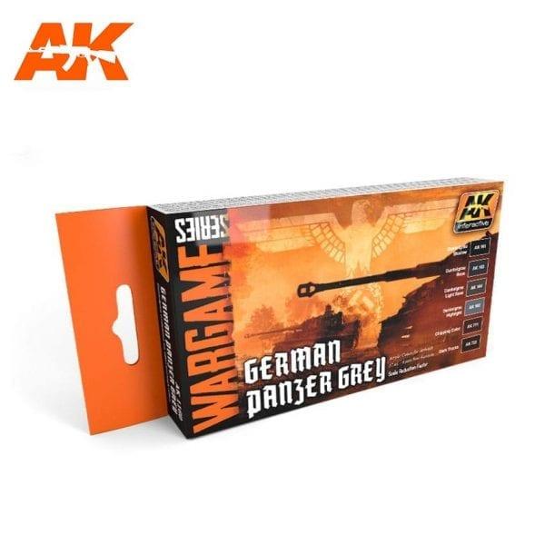 AK1160 acrylic paint set akinteractive modeling