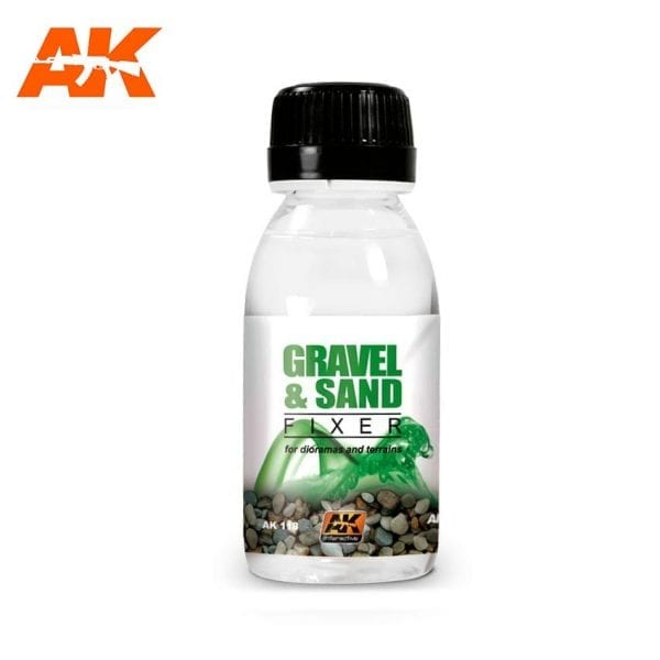 AK1182 gravel sand fixer akinteractive