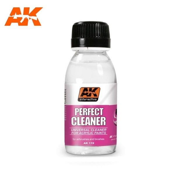 AK119 perfect cleaner akinteractive