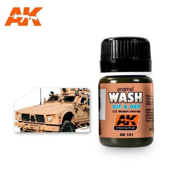 AK121 weathering products akinteractive