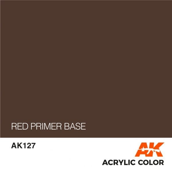 AK127 RED PRIMER BASE