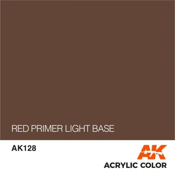 AK128 RED PRIMER LIGHT BASE