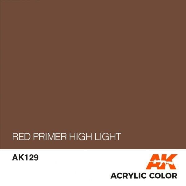 AK129 RED PRIMER HIGH LIGHT