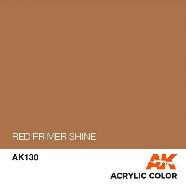 AK130 RED PRIMER SHINE