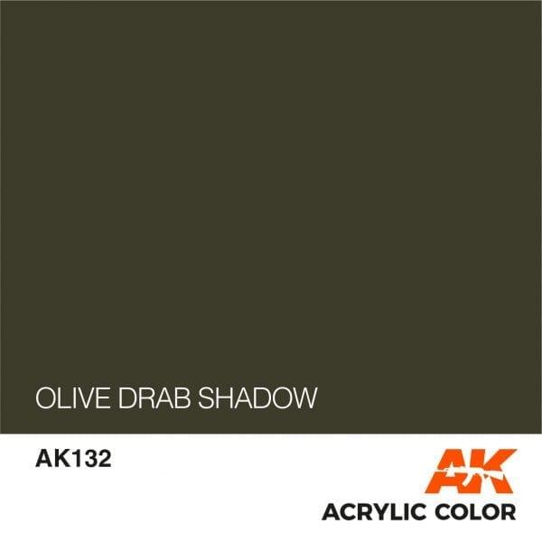 AK132 OLIVE DRAB SHADOW