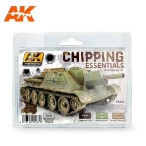 AK138 weathering products set akinteractive