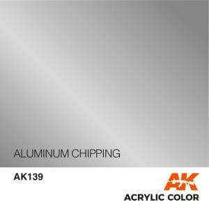 AK139 ALUMINUM CHIPPING