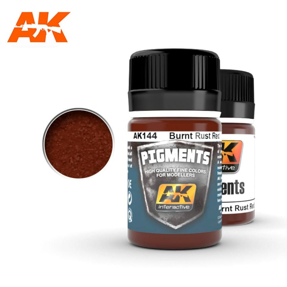 Rust Red Slime Pigment Powder
