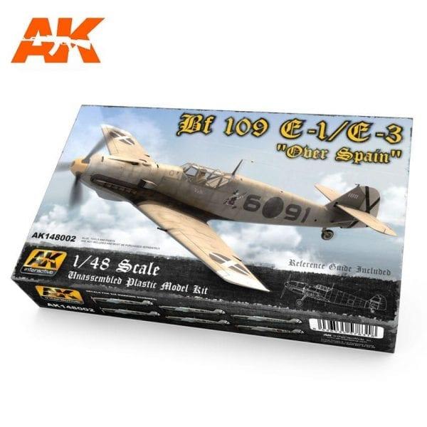 AK148002 akinteractive plastic model kit
