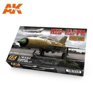 AK148003 akinteractive plastic model kit