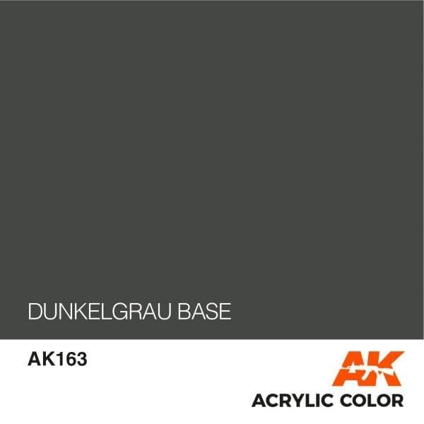 AK163 DUNKELGRAU BASE