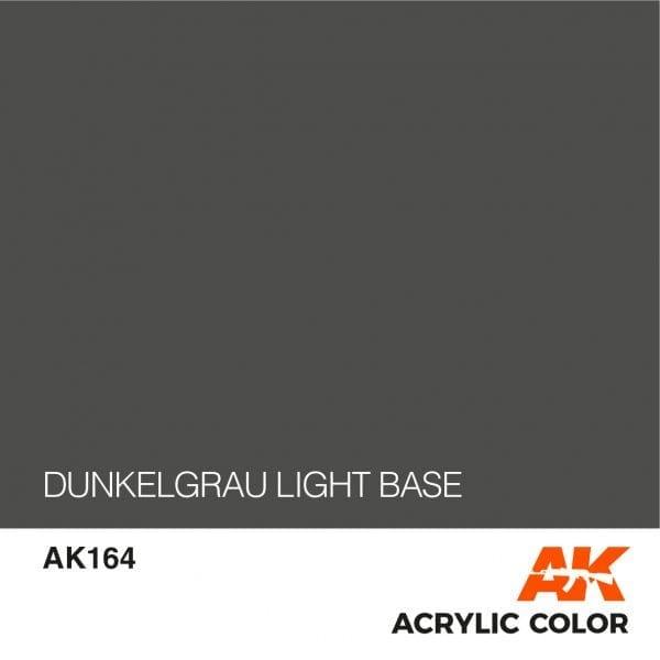 AK164 DUNKELGRAU LIGHT BASE