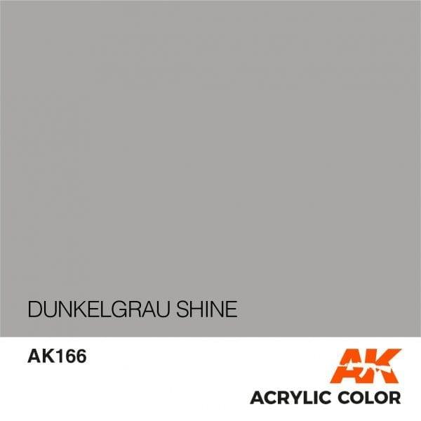 AK166 DUNKELGRAU HIGH LIGHT