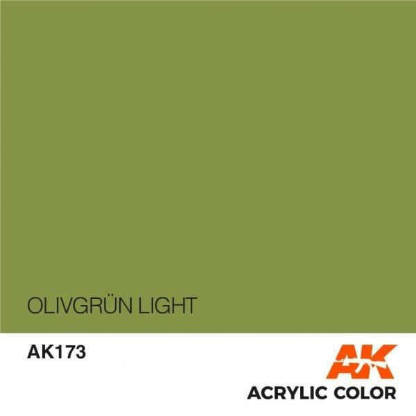 AK173 OLIVGRÜN LIGHT