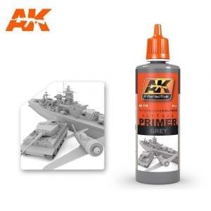 AK175 acrylic paint primer akinteractive modeling