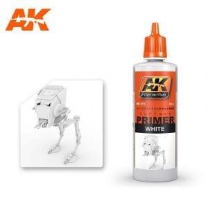 AK177 acrylic paint primer akinteractive modeling