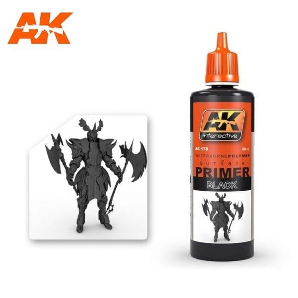 AK178 acrylic paint primer akinteractive modeling
