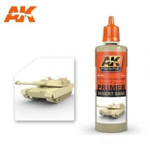 AK181 acrylic paint primer akinteractive modeling