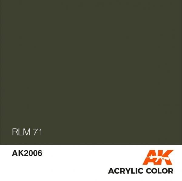 AK2006 RLM 71