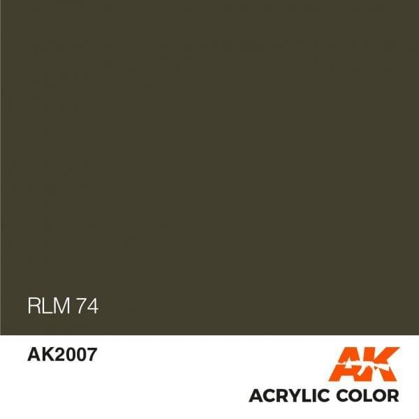 AK2007 RLM 74