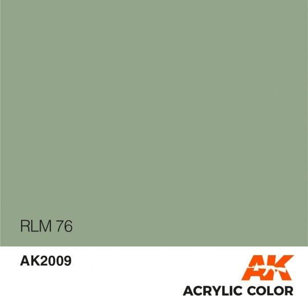 AK2009 RLM 76