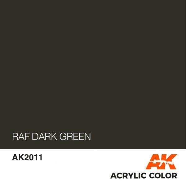 AK2011 RAF DARK GREEN