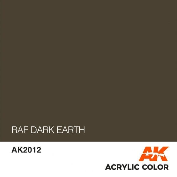 AK2012 RAF DARK EARTH