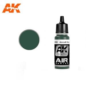 AK2018 acrylic paint air akinteractive modeling