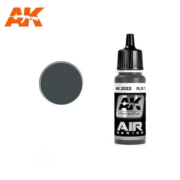AK2022 acrylic paint air akinteractive modeling