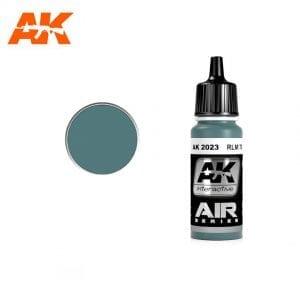 AK2023 acrylic paint air akinteractive modeling