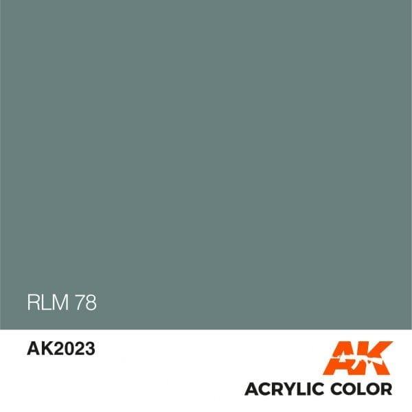 AK2023 RLM 78