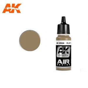 AK2024 acrylic paint air akinteractive modeling