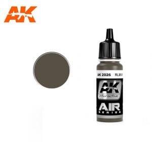 AK2026 acrylic paint air akinteractive modeling