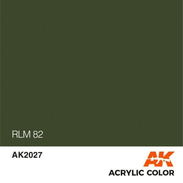 AK2027 RLM 82