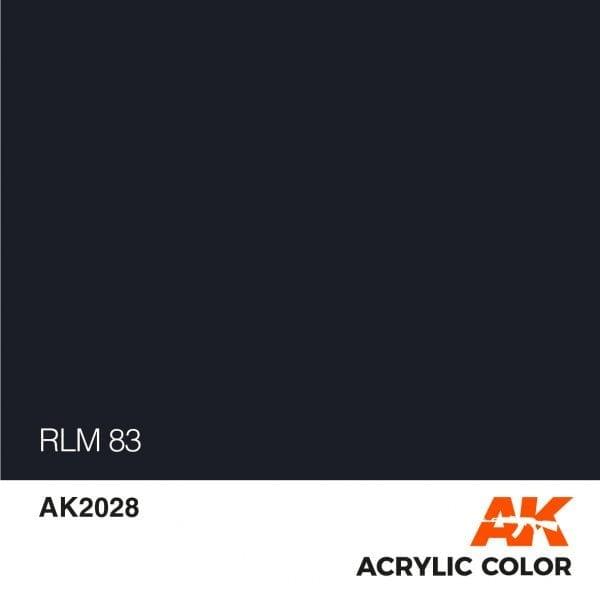 AK2028 RLM 83