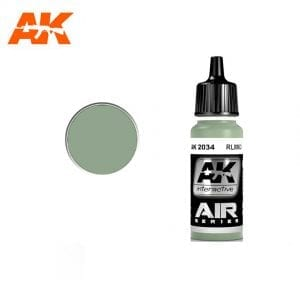 AK2034 acrylic paint air akinteractive modeling