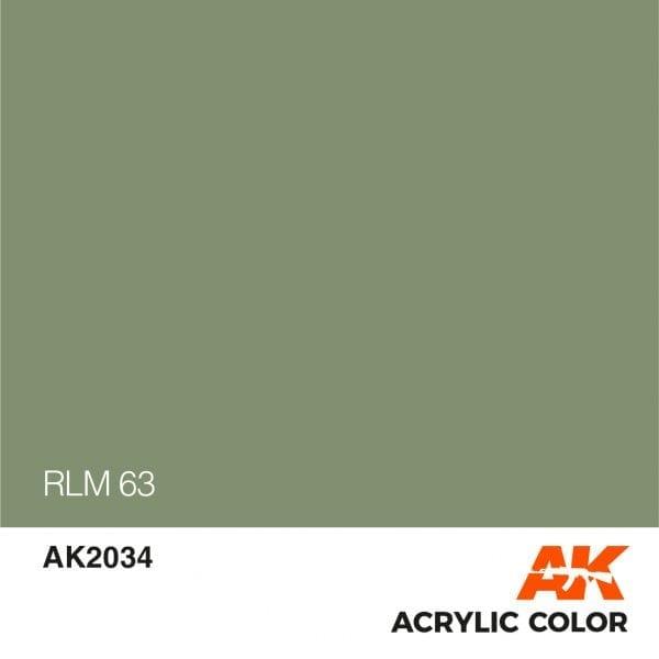 AK2034 RLM 63