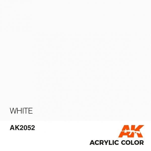 AK2052 WHITE