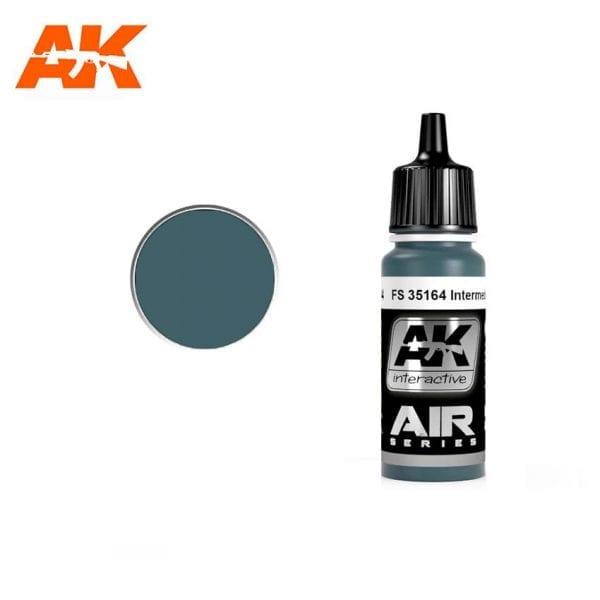 AK2054 acrylic paint air akinteractive modeling