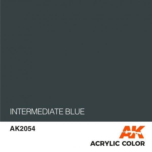 AK2054 INTERMEDIATE BLUE
