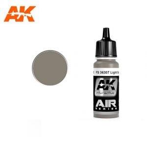 AK2055 acrylic paint air akinteractive modeling