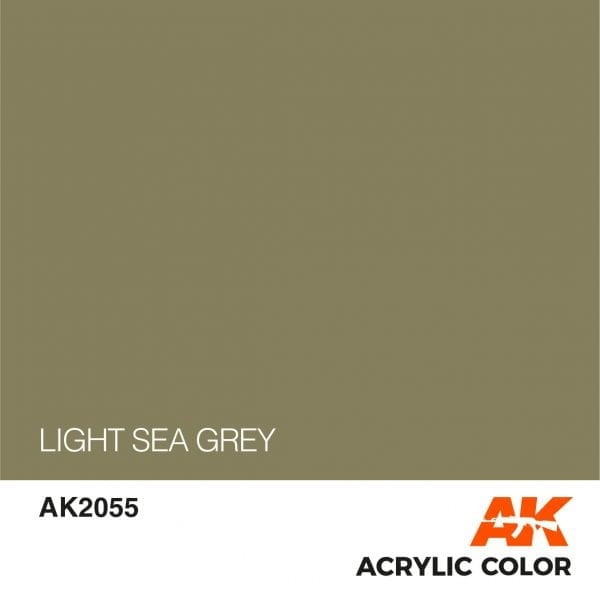 AK2055 LIGHT SEA GREY